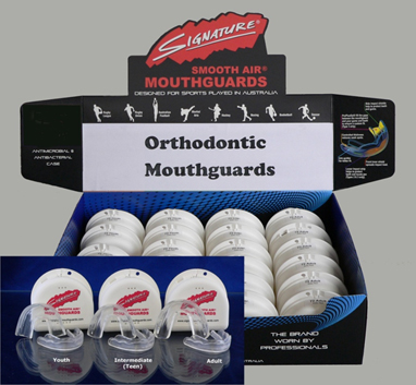 Construction and Use of Mouthguards in Orthodontic Treatment
