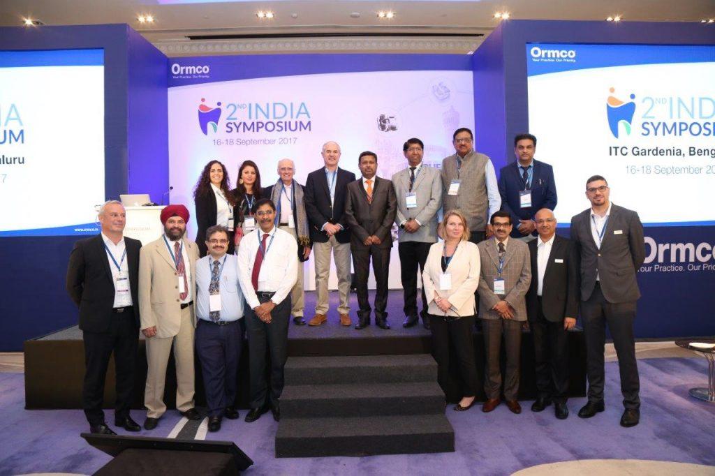 Ormco 2nd India Orthodontics Symposium