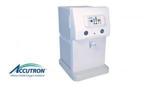 Accutron Digital Newport Flowmeter System