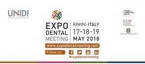 EXPODENTAL Dental Meeting 2018 - Italy