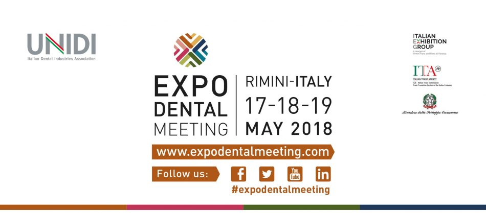 EXPODENTAL Dental Meeting 2018 - Italy