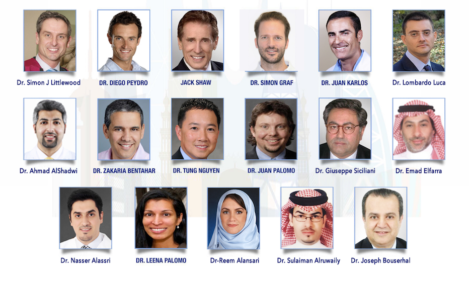 Saudi Orthodontic Society Annual Conference Speakers