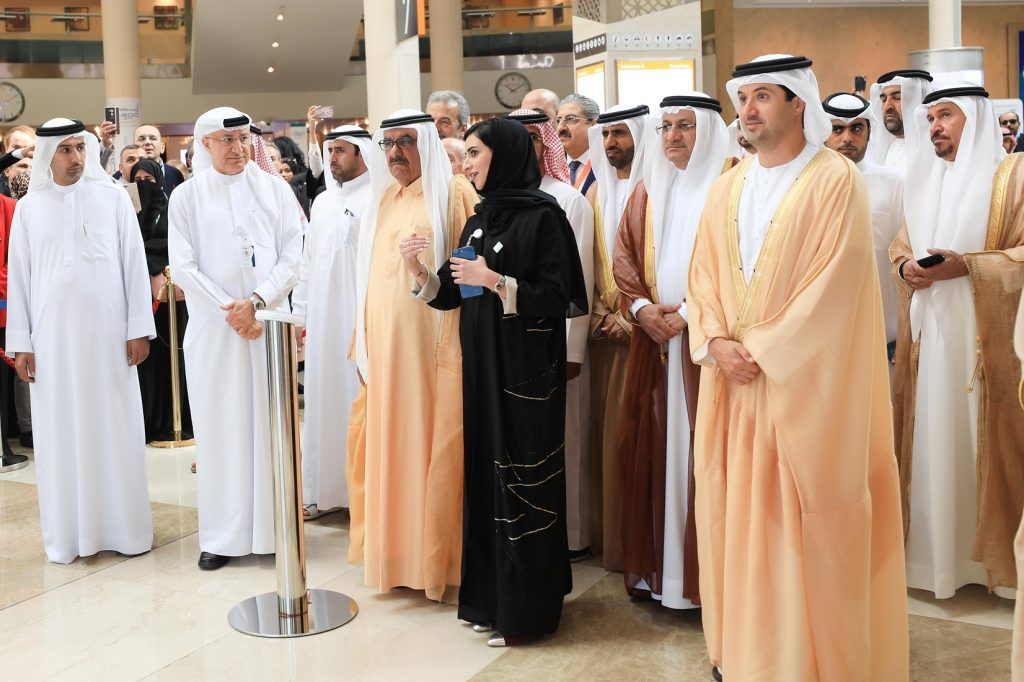 AEEDC Dubai 2018 Opening