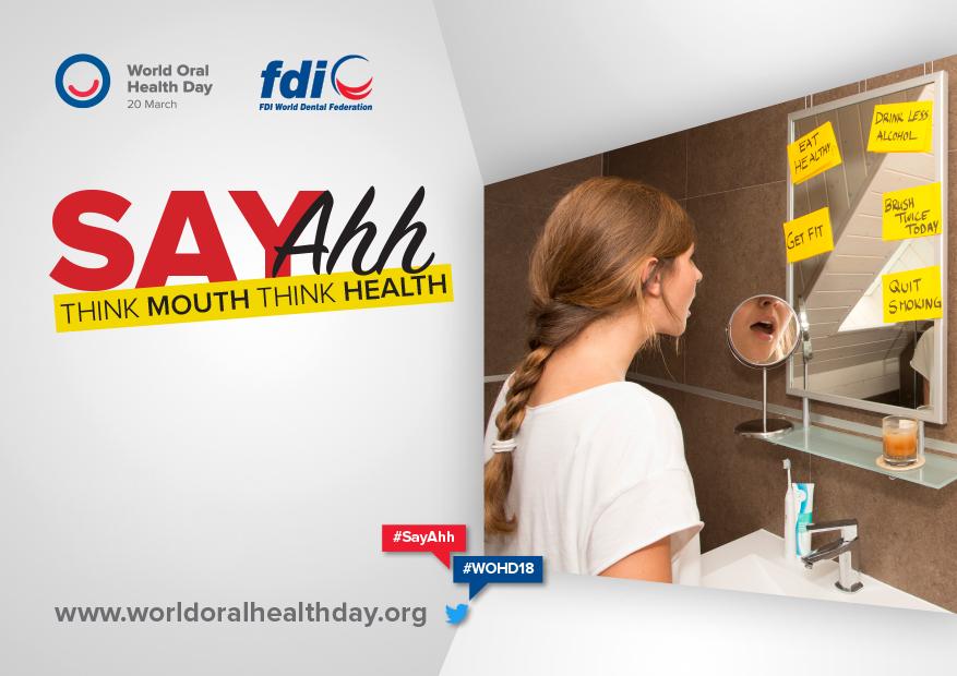 World Oral Health Day FDI