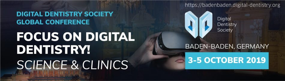 Digital Dentistry Society Global Meeting - DDS - Baden Baden