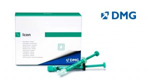 DMG Icon caries infiltration white spots