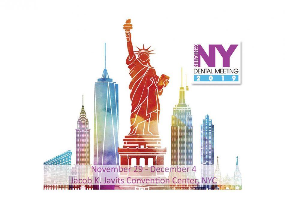 GNYDM 2019 greater new york dental meeting