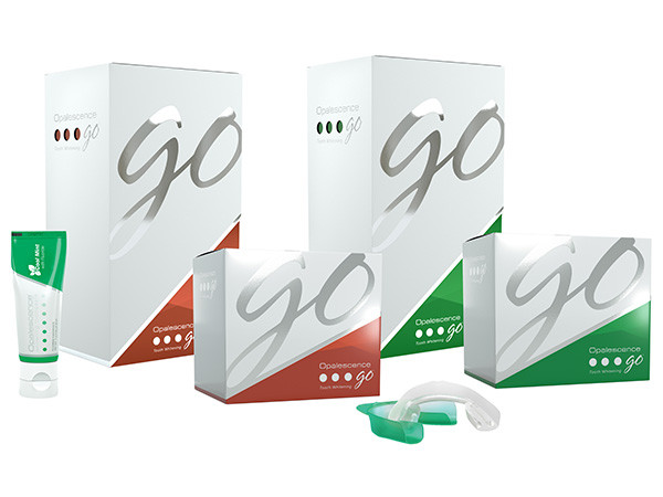 Opalescence Go whitening patient kit