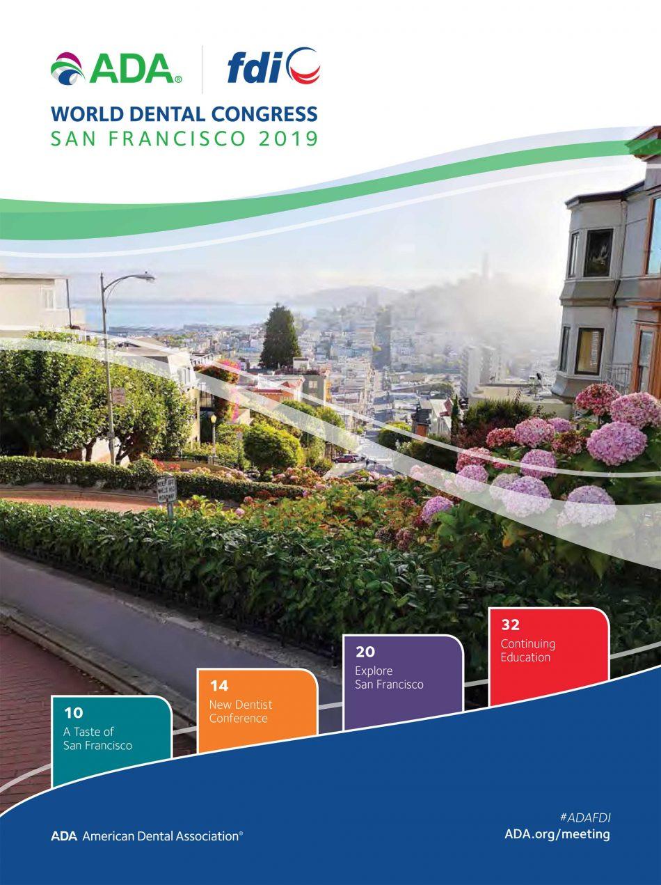 ada fdi world dental congress 2019