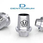 cad/cam titanium adhesive bases