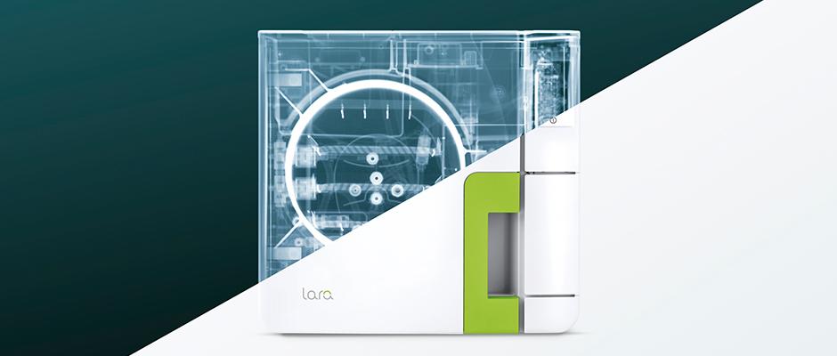 lara sterilizers W&H