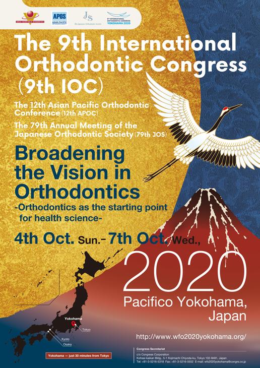 9th international orthodontic congress ioc Japan
