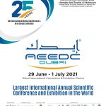 AEEDC 2021 Dubai UAE Dental Exhibition Conference