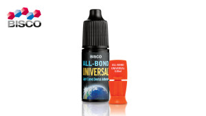 ALL-BOND UNIVERSAL Light-Cured Dental Adhesive