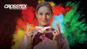 Crosstex Secure Fit Technology Face Masks
