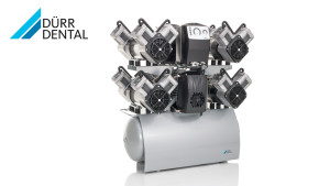 Compressor Quattro P 20 from Durr