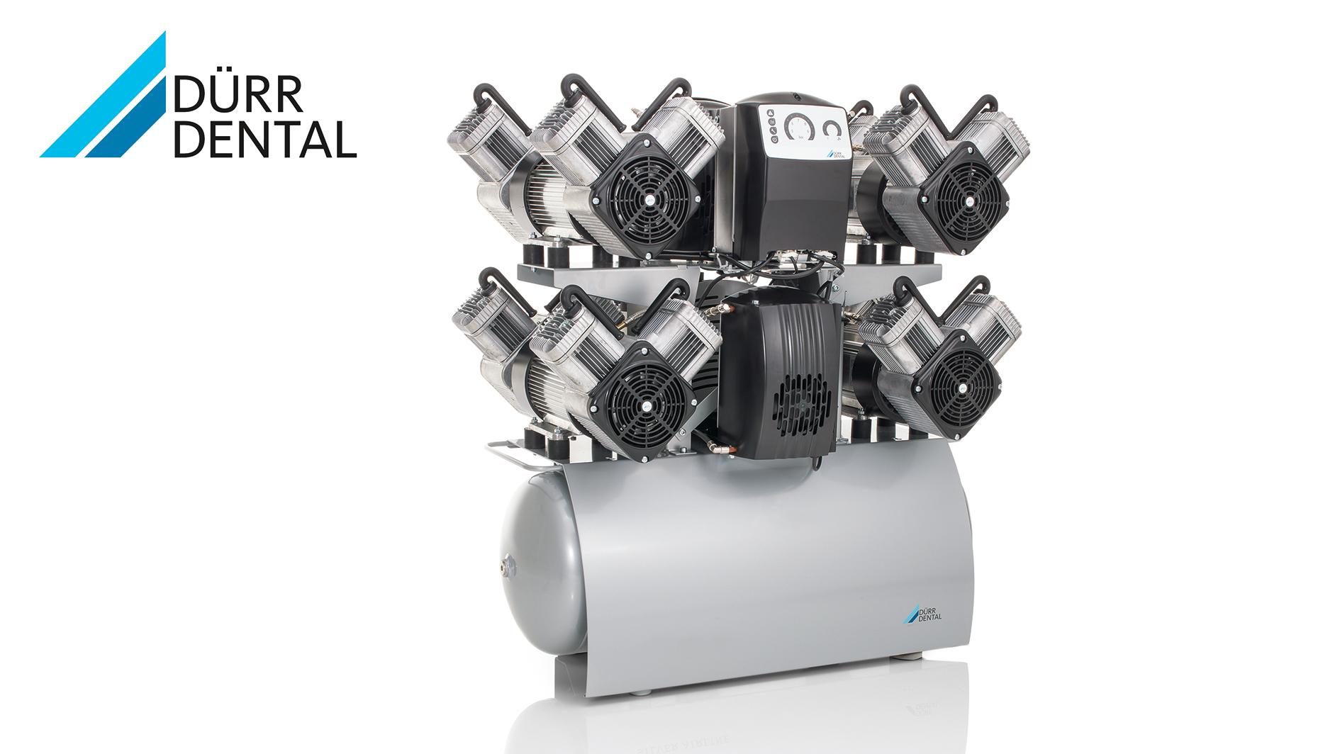 Compressor Quattro P 20 from Durr