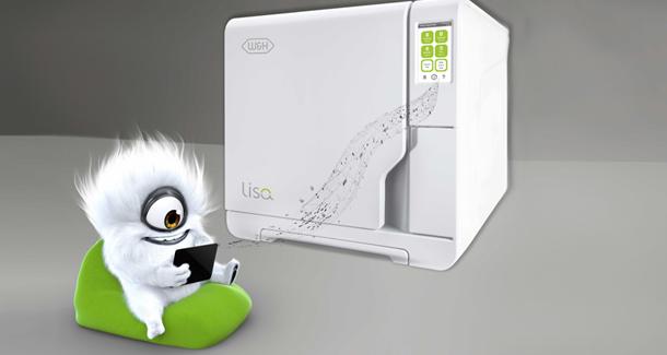 W&H Lisa sterilizer
