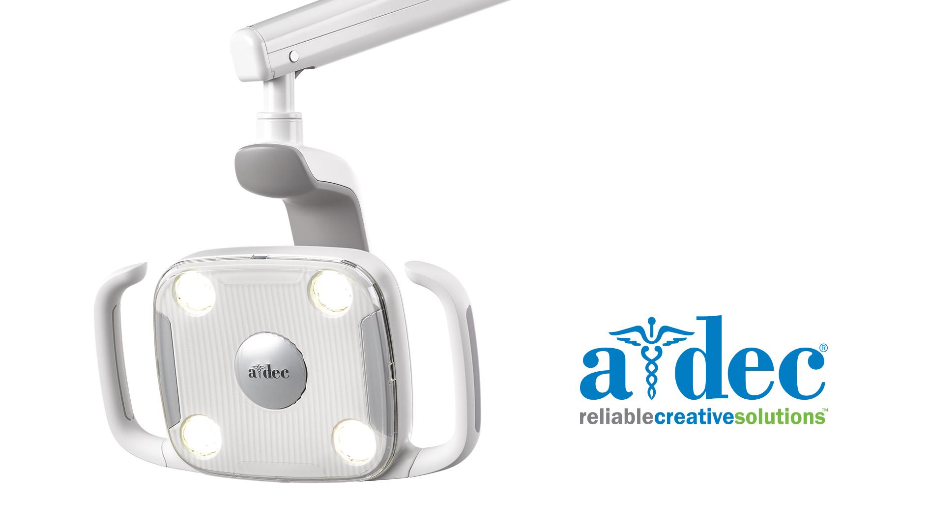 A-dec 300 LED Dental Light