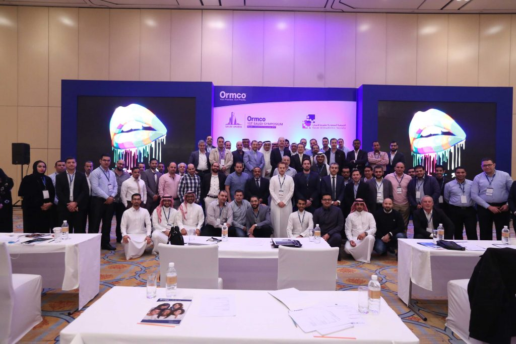 Ormco 1st Symposium in Saudi Arabia