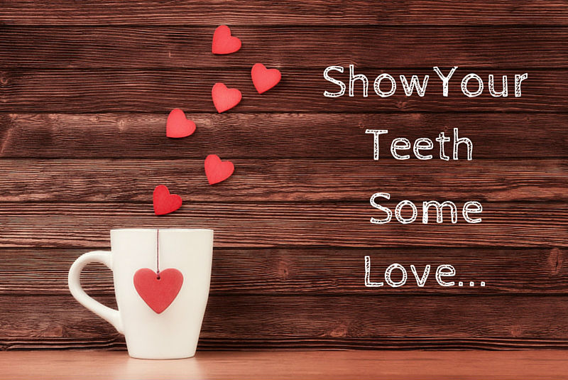 LOVE YOUR TEETH TOO