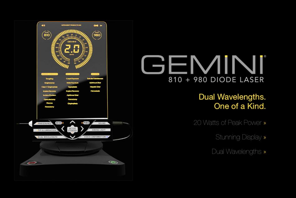 Ultradent Gemini Diode Laser