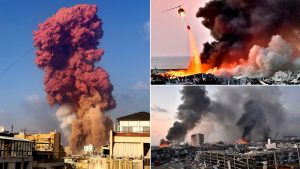 More than 200 dead and 6,000 injured. On August 4th, 2 gigantic explosions blew Beirut in Lebanon, the country suffering economic crisis & Covid-19 epidemic dental surgeons