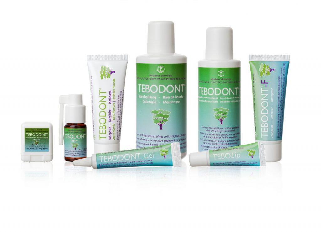 tebodont oral treatment cavity wild pharma dental