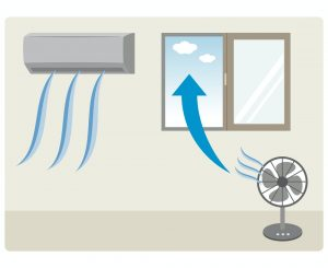 How to use ventilation and air filtration to prevent the spread of coronavirus indoors
