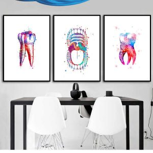 dental art artwork