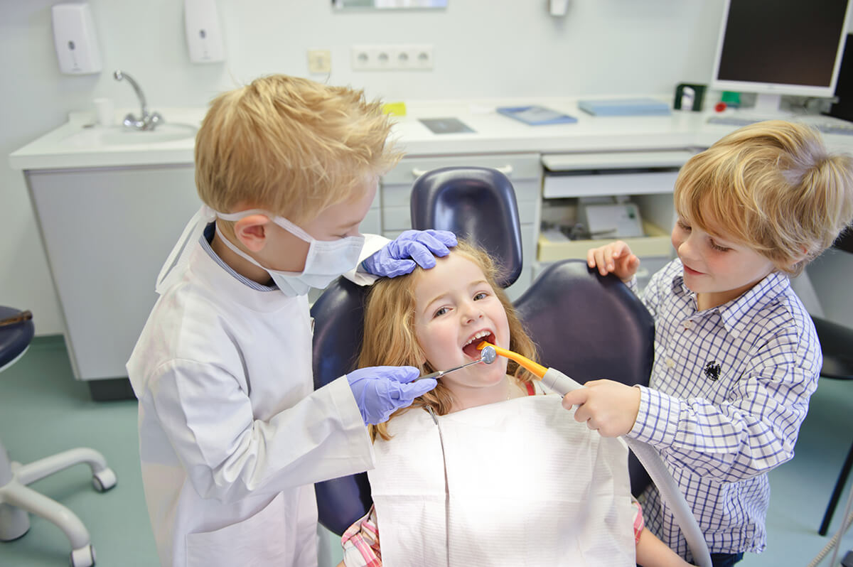 Dentistry Is Kids' Stuff by Dr. Jonelle Anamelechi - Dental News