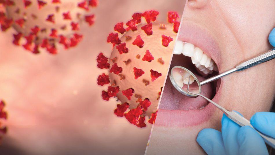Covid-19 Coronavirus Oral hygiene disease